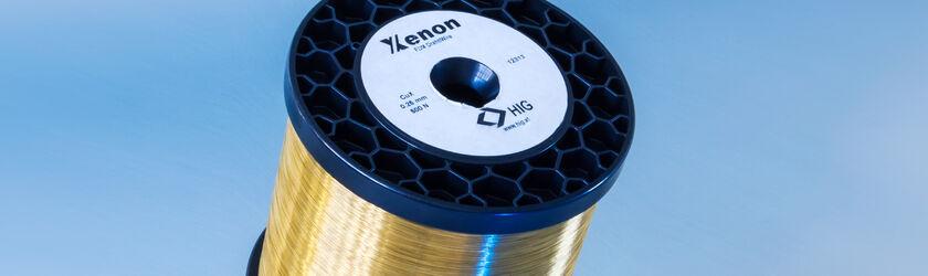 Xenon EDM-Draht – HIG